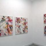 Ausstellungsansicht Galerie Knecht und Burster